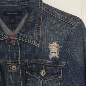 Tommy Hilfiger Jackets & Coats - Tommy Hilfiger Jean Jacket Size M